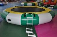 Cama elástica acuática 4 metros