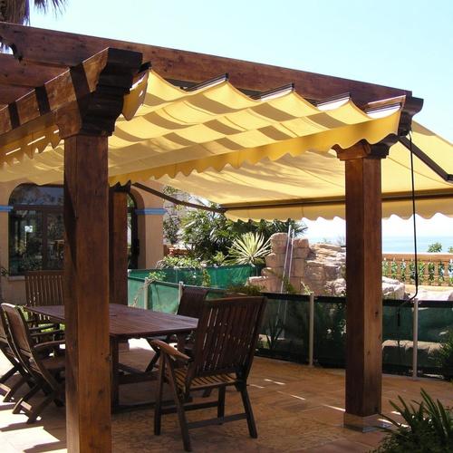 Pérgolas bioclimáticas en Alicante | ECO Toldos y Persianas