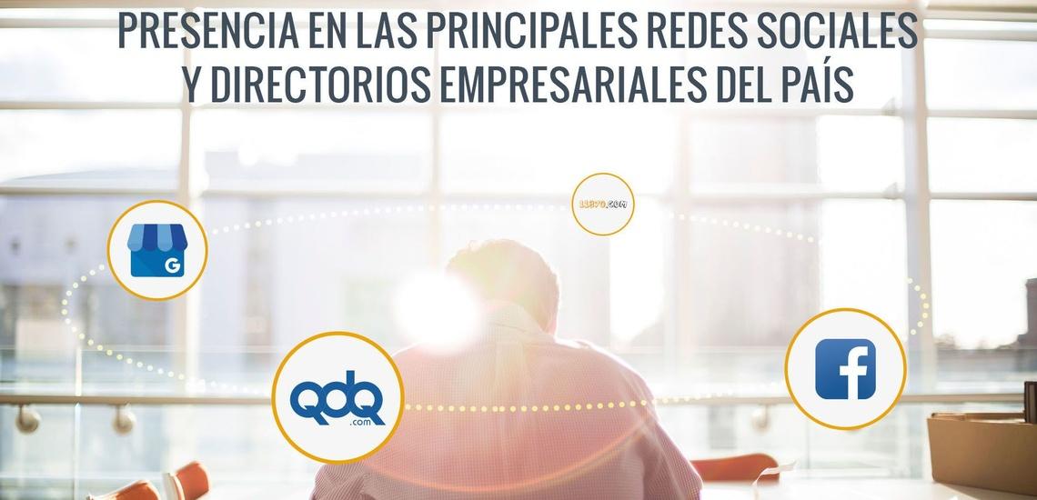 Crear página web en el Eixample, Barcelona: Presencia Plus da un extra de visibilidad a tu negocio online