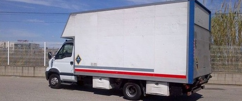 Empresa de mudanzas en Castelldefels
