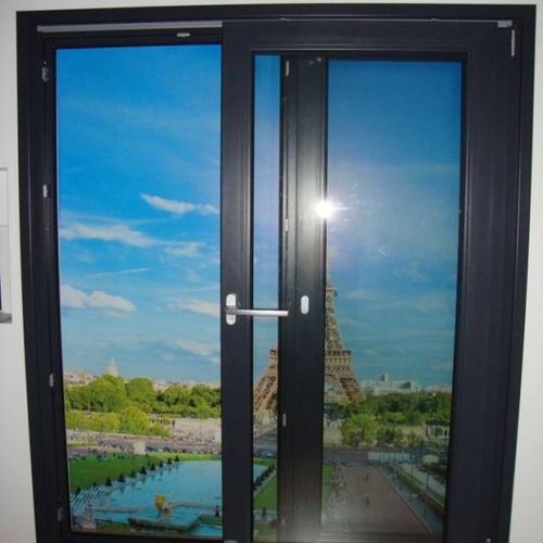 Instalación de puertas de aluminio y PVC