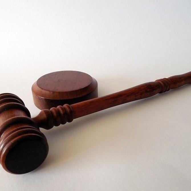 ¿Cuándo necesitas un abogado penal?