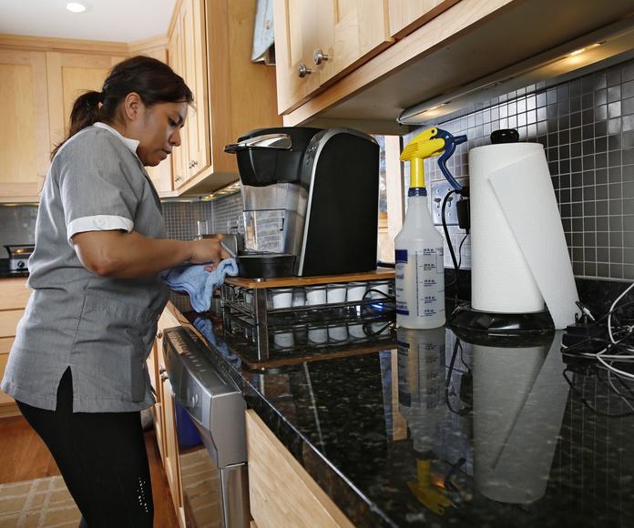 Limpieza de viviendas: Servicios de limpieza de Limpiezas Anais