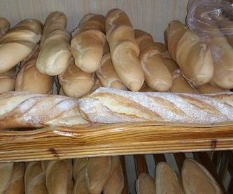 """Pasteles: Productos de Panadería """"La Reconquista"""""""