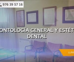 Odontología general en Zaragoza: María Pilar Arranz Algueró