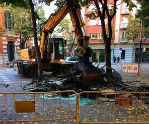 Derribos de edificaciones