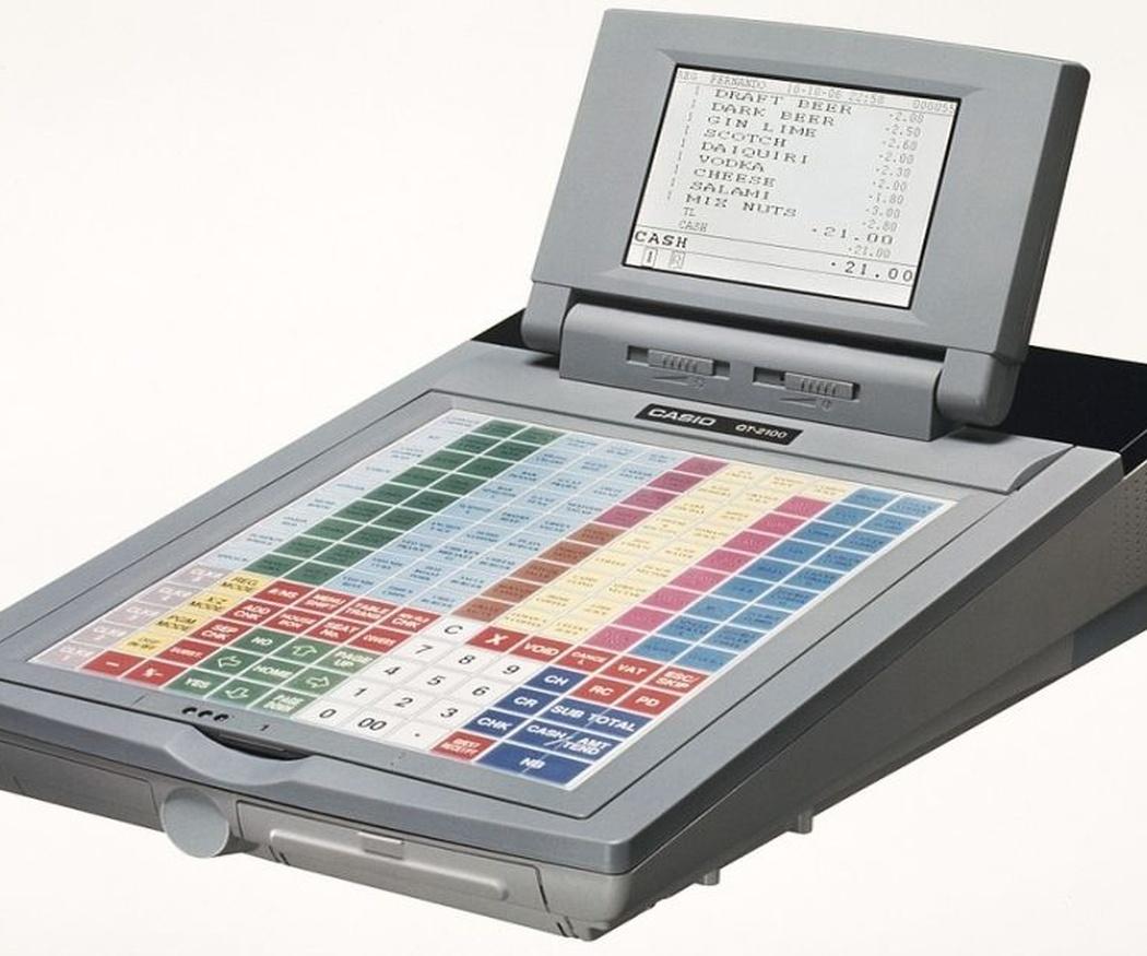 La historia de la caja registradora