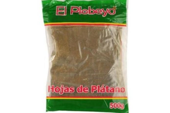Hoja de plátano El PLebeyo: PRODUCTOS de La Cabaña 5 continentes