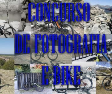 Concurso fotografico con vuestras E-BIKE
