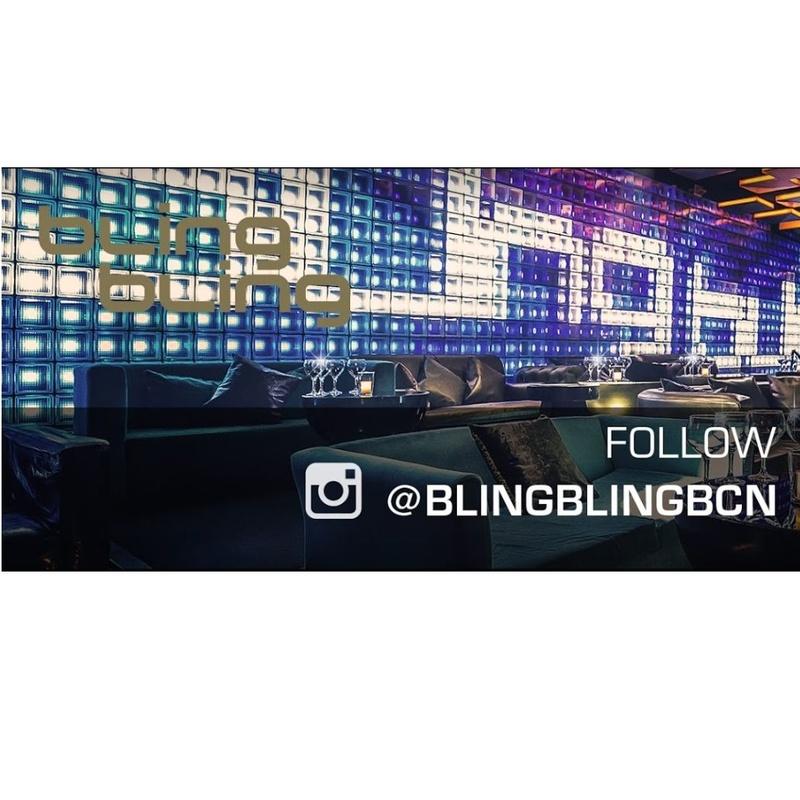 Bling Bling Barcelona: Discotecas y salas de fiesta de Grupo Costa Este