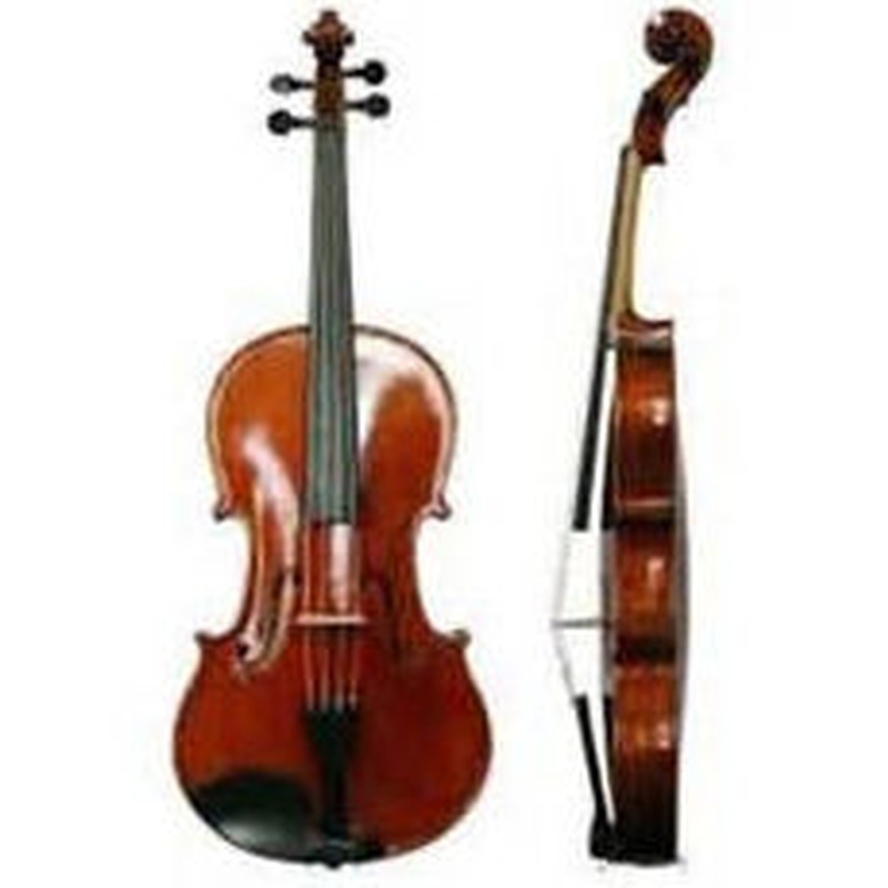 VIOLIN KREUTZER SCHOOL 1/16 1/10 1/8 1/4 1/2 3/4 4/4