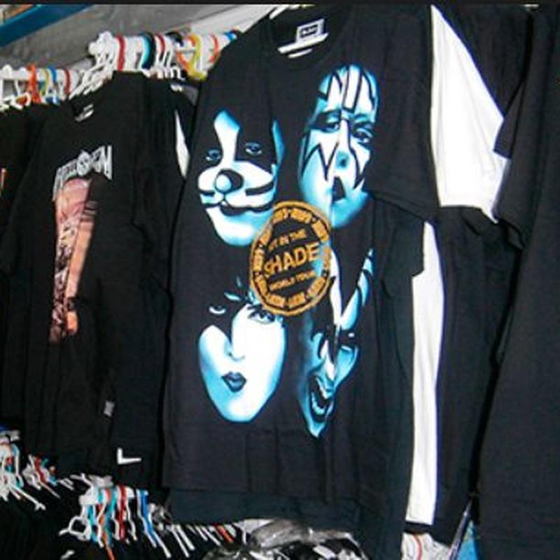 Camisetas personalizadas: Productos de Discos Comix