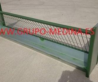 COMEDERO DE CORZOS : NUESTROS PRODUCTOS de Grupo Medina