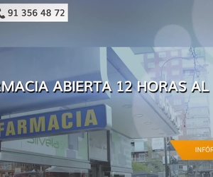 Farmacia 12 horas en Diego de León | Farmacia Silvela 56