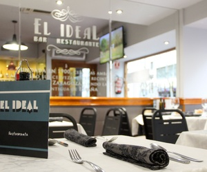 Restaurante El Ideal en Madrid centro