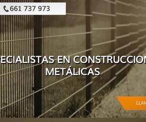 Construcciones metálicas en El Maresme | Metalvil