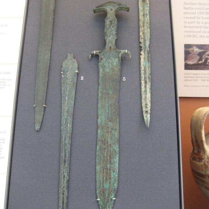 Los orígenes del hierro