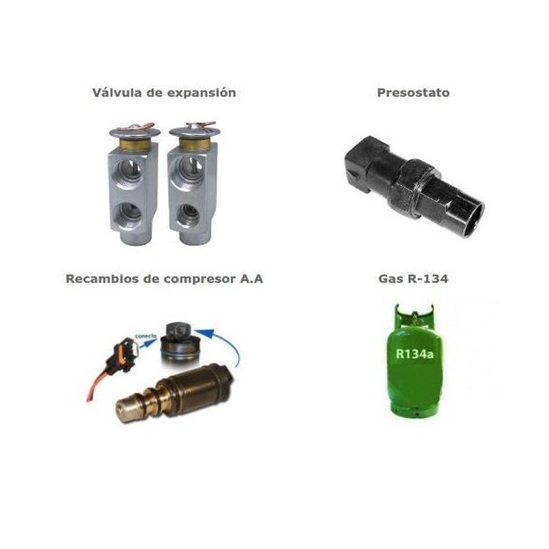 Productos de climatización: Productos y servicios de Radiadores Eloy