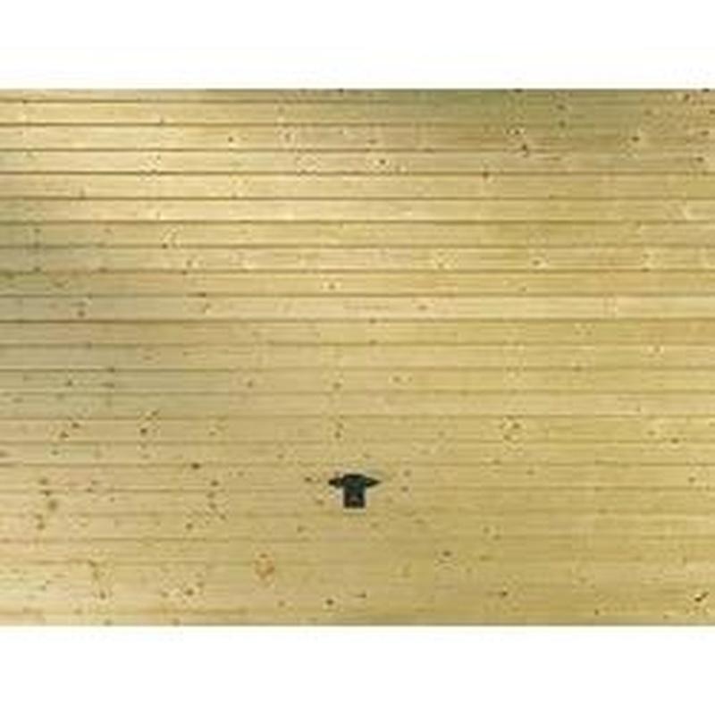 Basculante madera horizontales