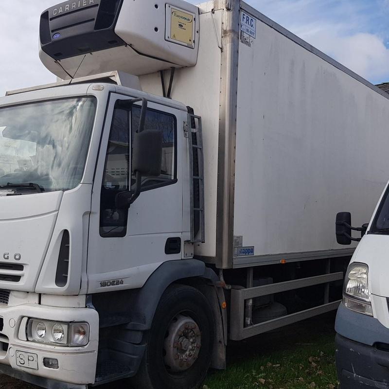 Compraventa de maquinaria y camiones: Servicios de FONT TVT