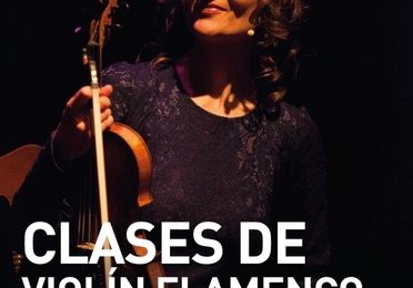 Clases de violín flamenco