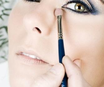 Maquillaje: Servicios de Yolanda Redruello