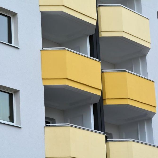 Ideas para elegir el color de la fachada