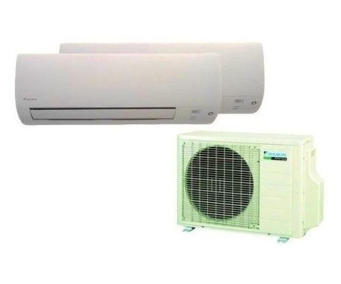 2 x 1 Daikin serie K: Aparatos de aire acondicionado de Instalaciones Hermanos Munuera