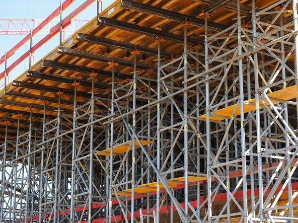 Estructuras de hormigón en Torrelavega con Grupo Bederna