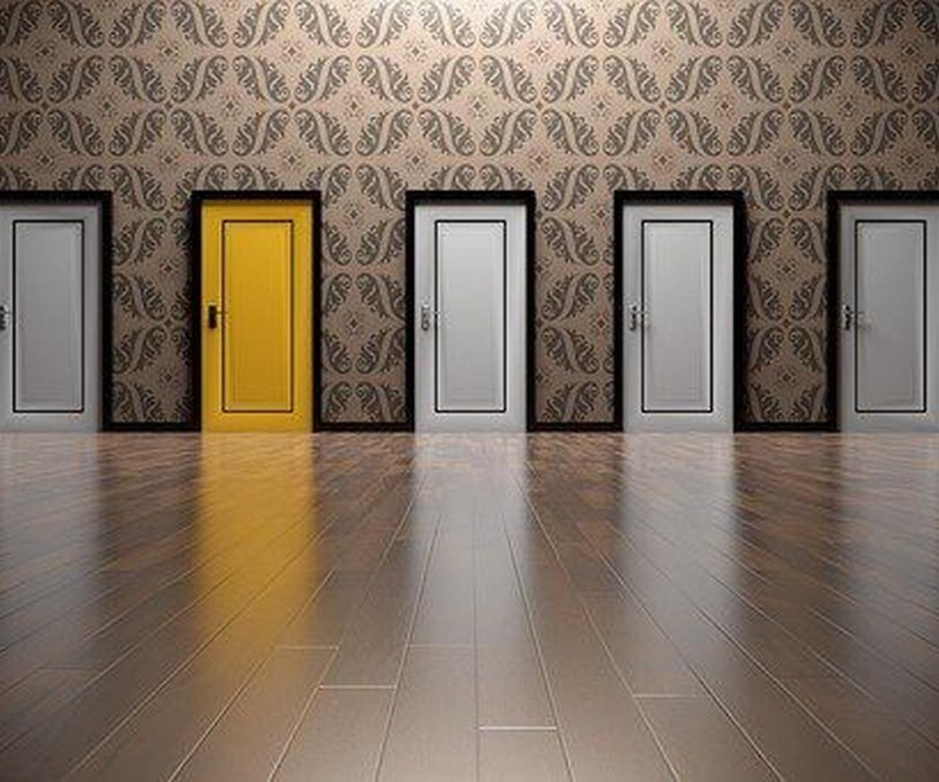 Seis diferentes tipos de puertas ideales para tu hogar