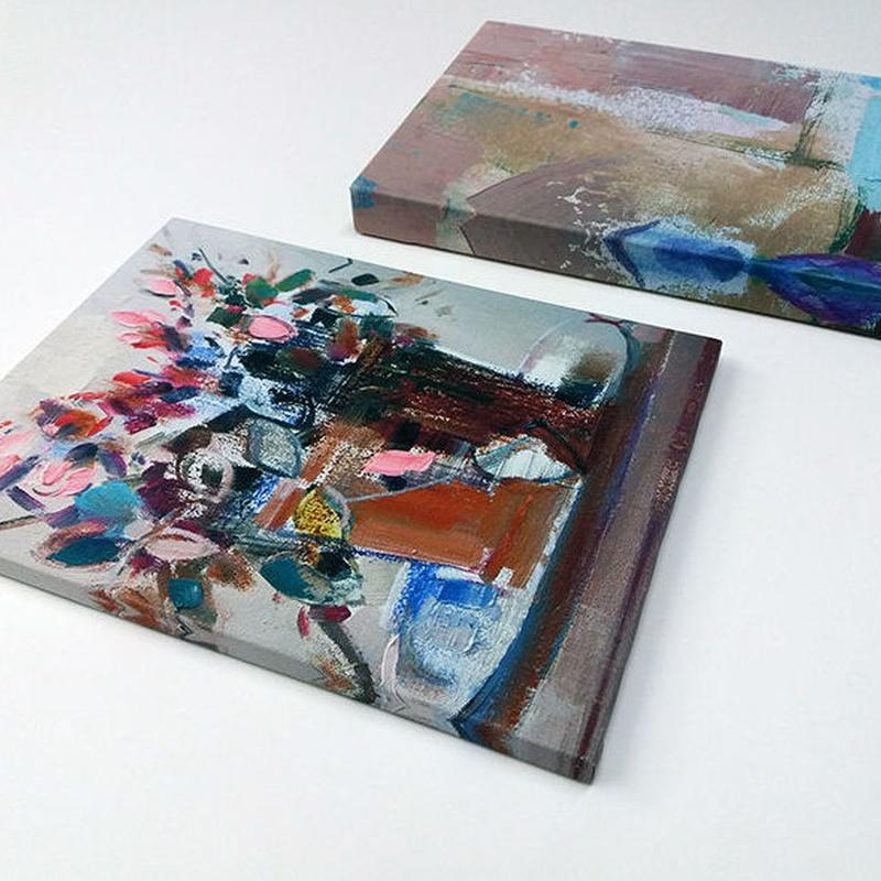 Impresión digital en lienzo. Montadas en bastidor. Forma 88 S.L. Salamanca