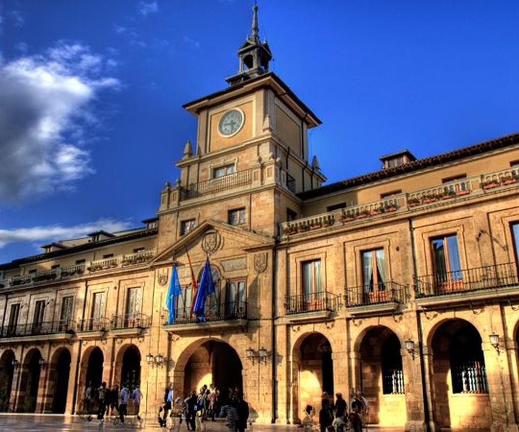 Un fin de semana en Oviedo