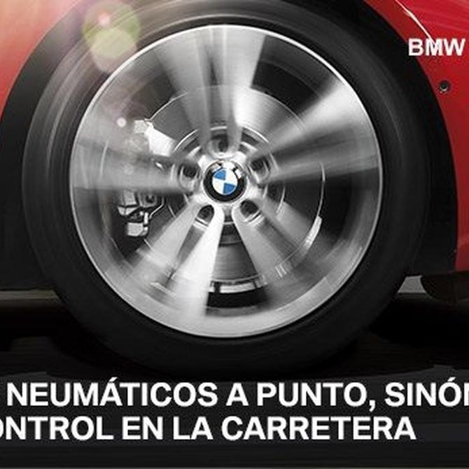 Preparar los neumáticos para el invierno