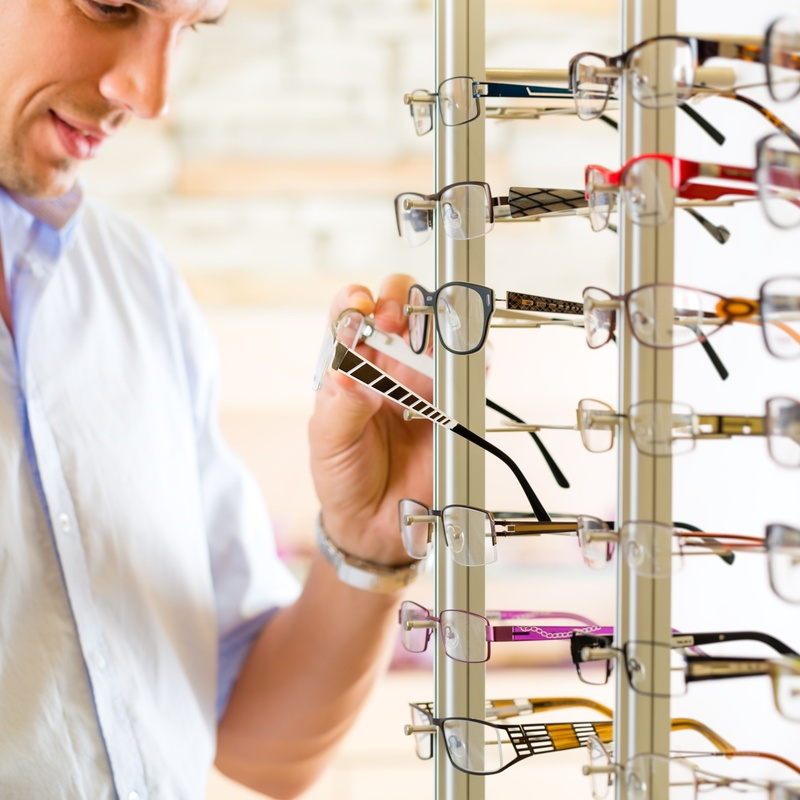 Especialización en gafas progresivas: Servicios de Optimas