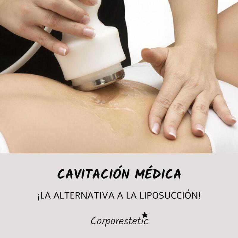 Cavitación médica: Tratamientos de Corporestetic