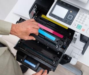 Recarga de tinta para impresoras