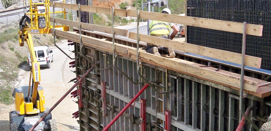 Obra civil y proyectos de edificación en Tarragona