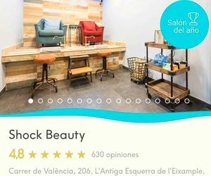 SHOCK BEAUTY: SALON DEL AÑO
