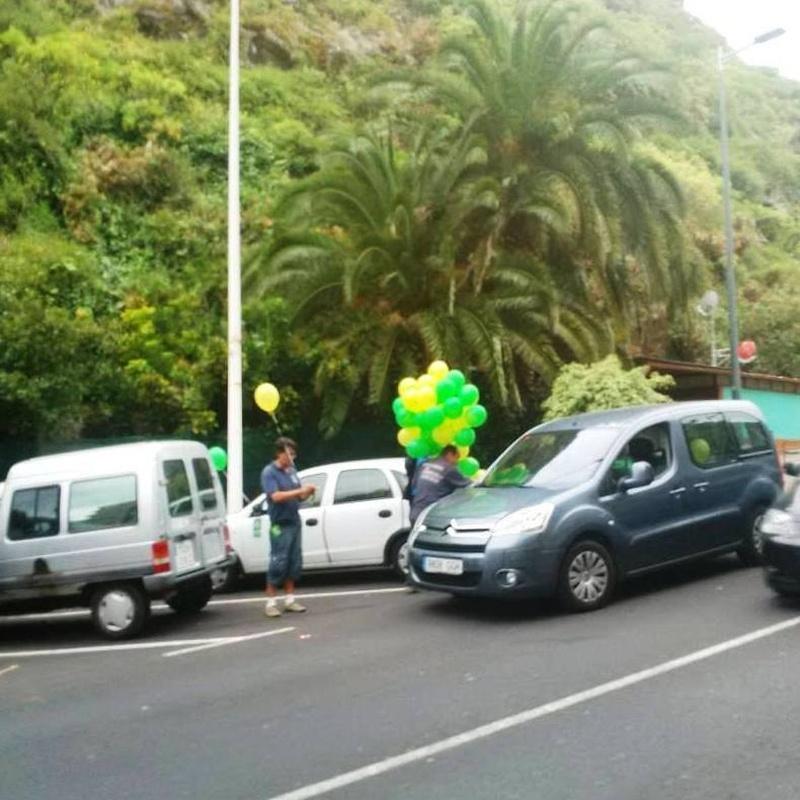 Entrega y reparto de muestras publicitarias: Servicios que ofrecemos. de Logística Integral Canaria