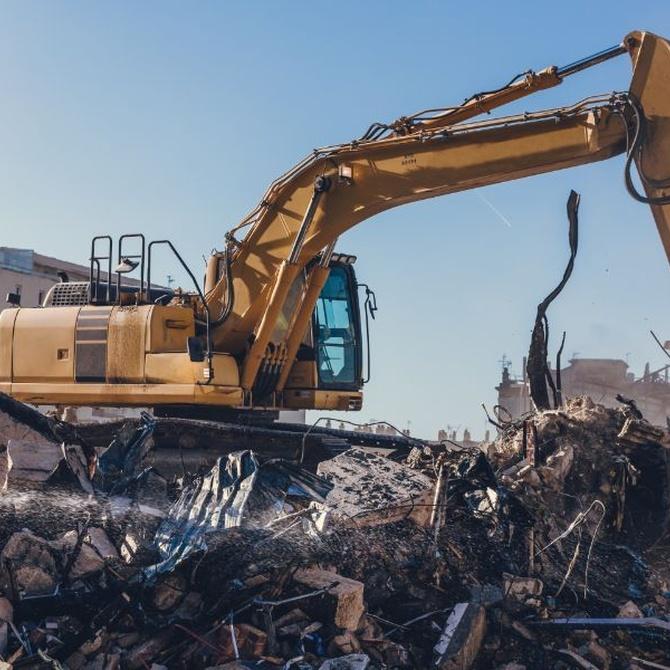 Importancia del reciclaje en la construcción