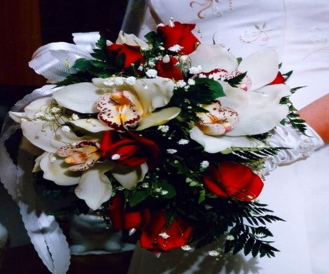 Pautas para elegir el ramo de novia