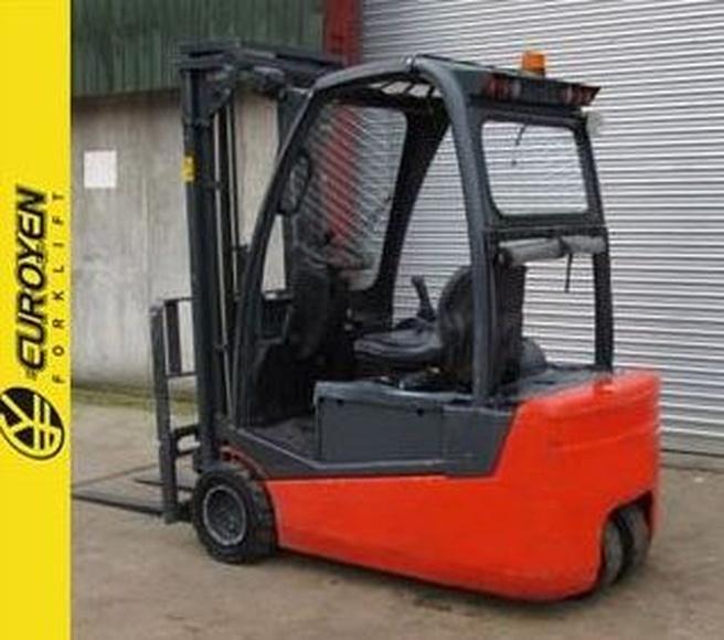 Carretilla eléctrica TECNA Nº 6137: Productos y servicios de Comercial Euroyen, S. L.
