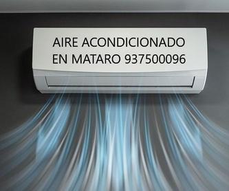 Aire acondicionado: Productos y servicios  de Reser - Instalaciones Jiménez