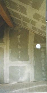 Placas de yeso con fibras