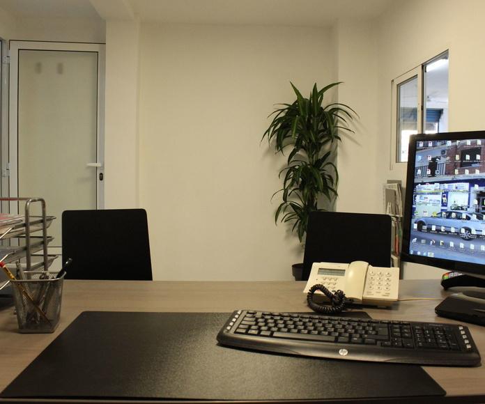 oficina nueva