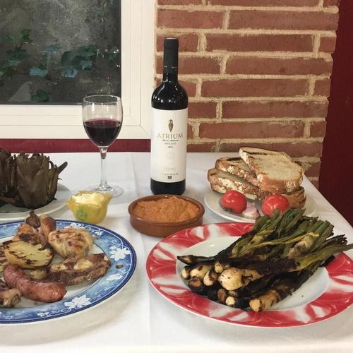Restaurante menú diario Vilafranca del Penedés