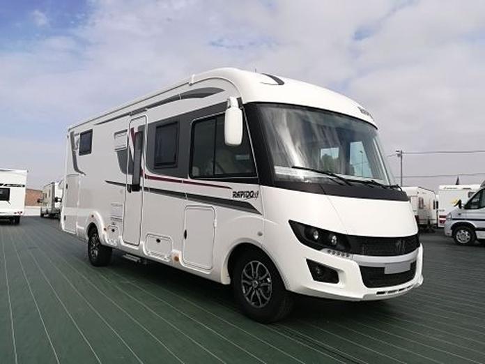 Rápido 8096DF Premium Edition: Productos y servicios de Caravanas Murcia