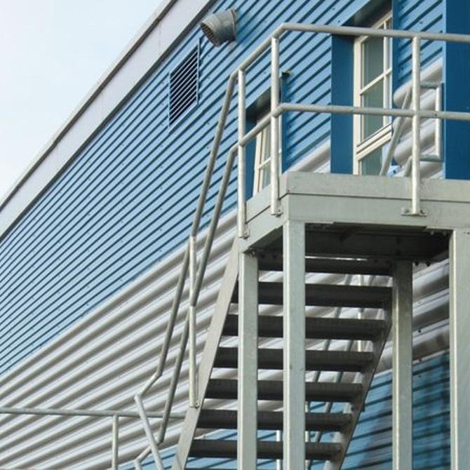 Principios básicos del montaje de estructuras metálicas