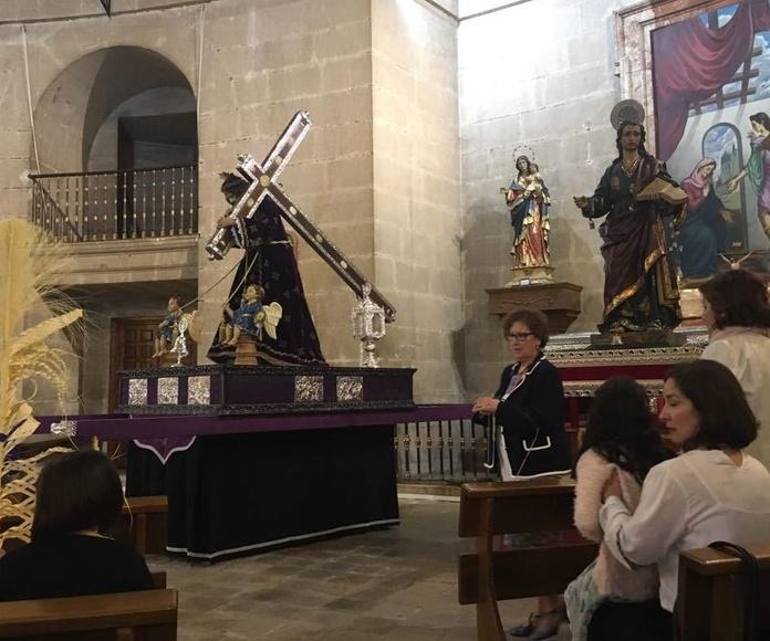 Domingo de Ramos en Montefrio