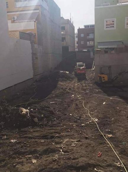 Obra Nueva 8 Apartamentos en Playa San Juan